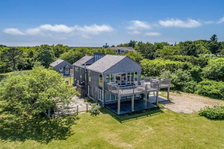 Edgartown Villa, Private Beach, On site cottage