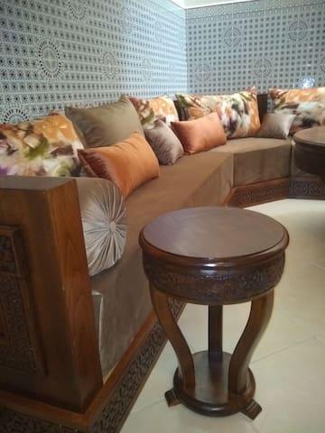 Maison spacieuse à louer à Agadir