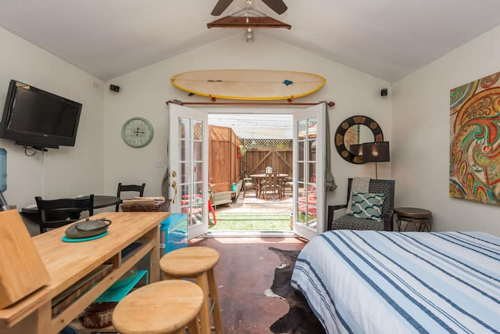 Private Tiny Home Cottage in North Park