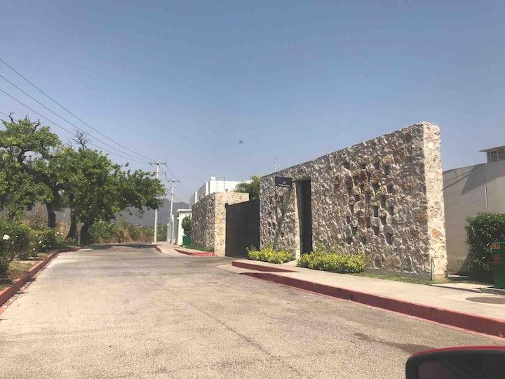 Casa de descanso en Yautepec / Oacalco