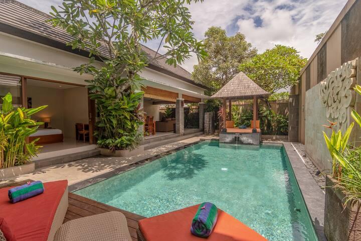 3Bedroom Pool Villa in Tanah Lot