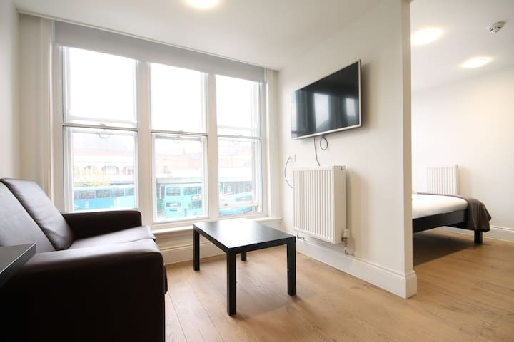 City Centre Apartment in Listed Building - Apt 3 Eldon - The Bruce Building