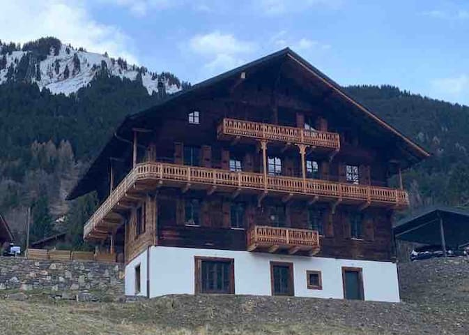 Brand New Cosy flat close to center & ski lift