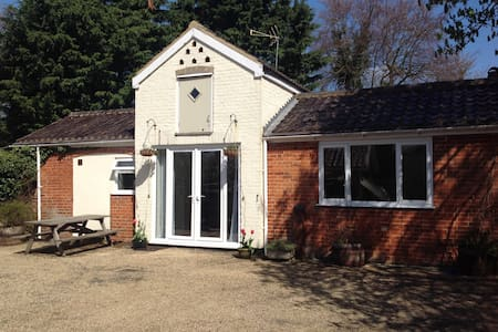 Quaint and quiet Suffolk Coachhouse - Melton - 公寓