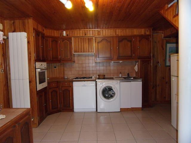La Saintonge dorée au calme (sauna) - Fontcouverte - Casa