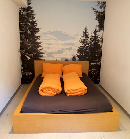 VIVA Hostel - Single Bedroom - Chur - Dorm