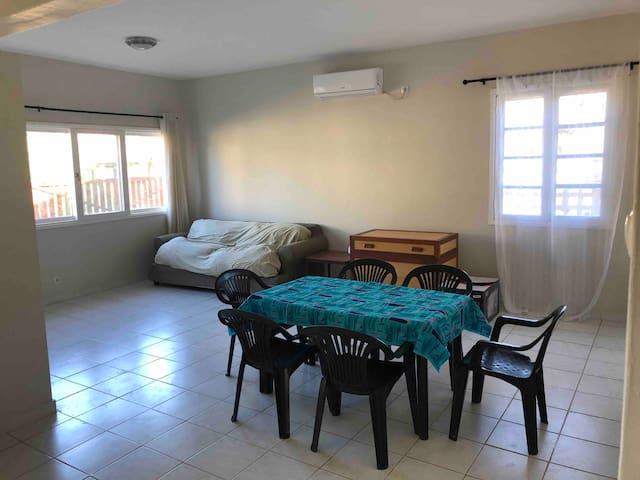 Main House I Living Room I I Djozi Beach House