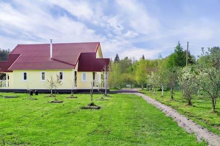 Эко-туризм для семейного отдыха в Карелии.
