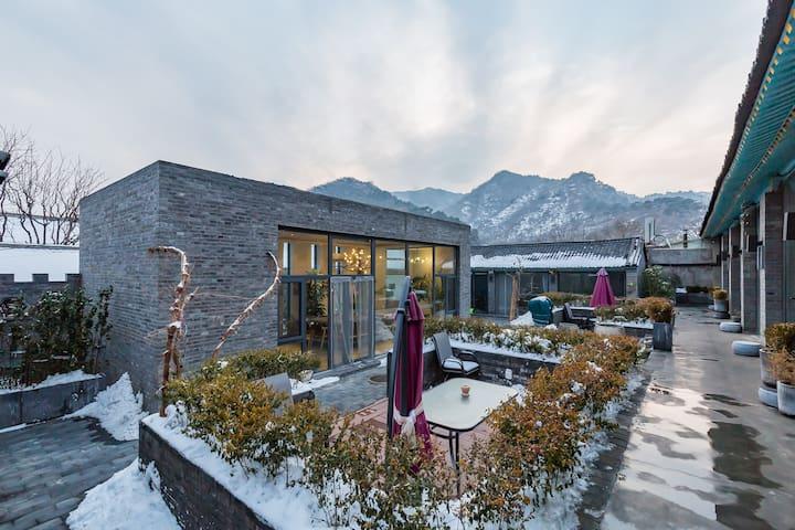 『北欧时光』设计师四合院| 慕田峪长城| 雁栖湖| 怀北滑雪场| 圣泉寺| 红螺寺