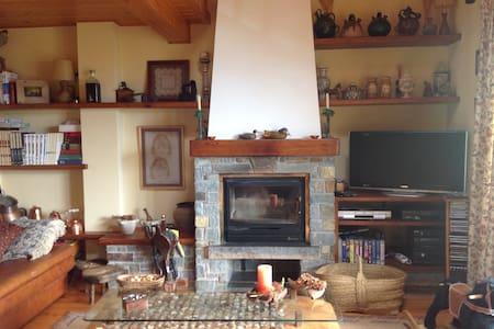 Acogedora casa en la Cerdanya - Queixans - House