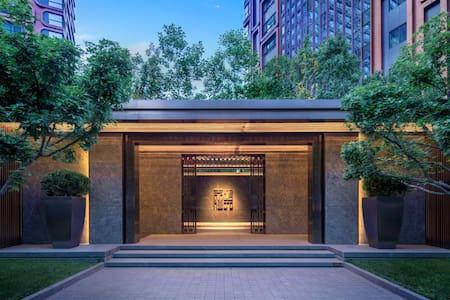 【CBD地标大宅】180㎡超大奢华两居住宅/紧邻CCTV/财富中心/中国尊/三里屯