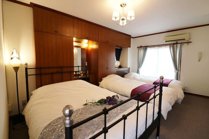 4BR 2Bathroom Direct access Shinjyuku,Shibuya  HI - Toshima-ku - อพาร์ทเมนท์
