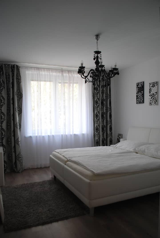 Sunny and elegant apartament in central location