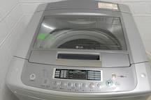 Washing machine detail view