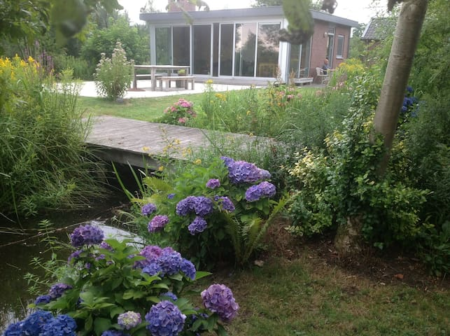 Holiday Home in great nature area - Maarssen - Chalet