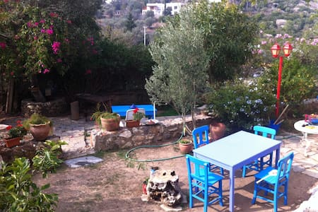 REAL VILLAGE LIFE AT COSY VILLA  - Gökçebel - Casa de camp