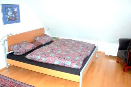 Zimmer für Spielwarenmesse,Toyfair - Neurenberg - Huis