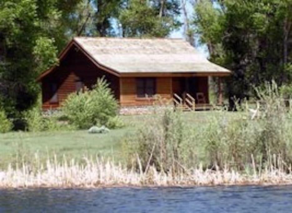 East Pond Cabin - sleeps 6