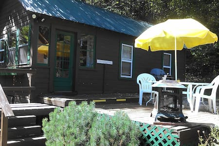 Canary Cabin - Saranac Lake