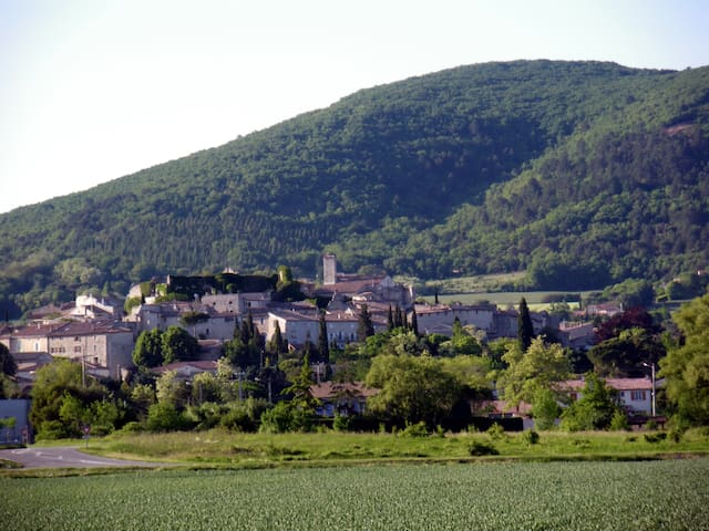 Gite in the Drôme - Sauzet - Casa