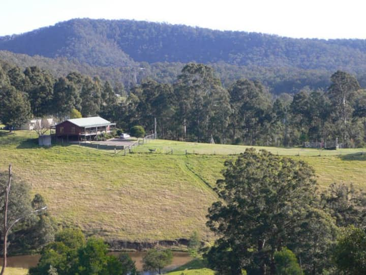Valley Beyond, Hunter Valley - 10 acres