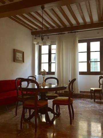 Apartment in the heart of Massa Marittima