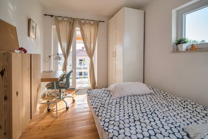 Hygge Style Apartment in Krk town