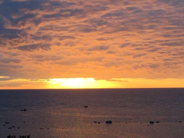 Snäck - boende med unik havsutsikt, upplevelser