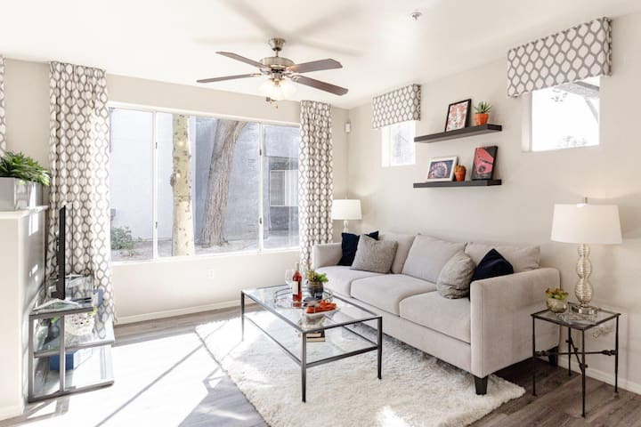 1BD With Balcony in Mesa Community