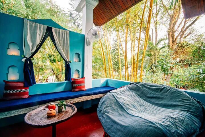 Katu Room · Katu Room (Garden View)