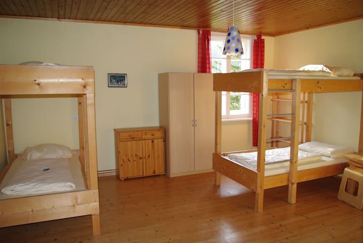 Sport Hostel Fit&Fun for all - Mauthen - Apartament