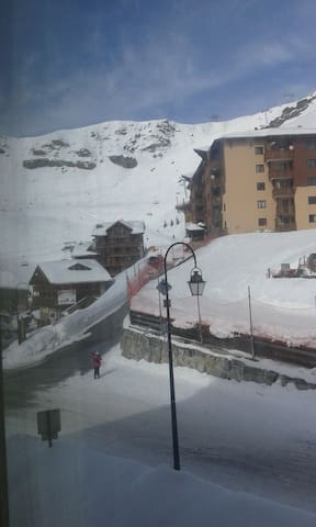 Val Thorens cozy studio of 28m - Saint-Martin-de-Belleville - Apartmen