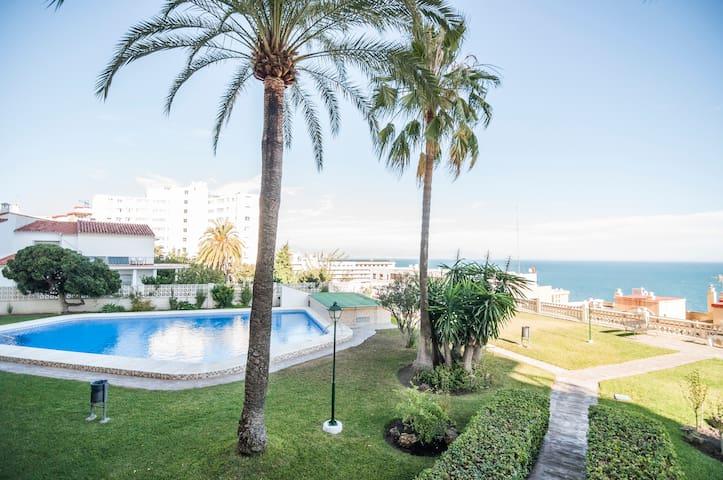 Torremolinos, Pool, Sea views - Torremolinos - อพาร์ทเมนท์