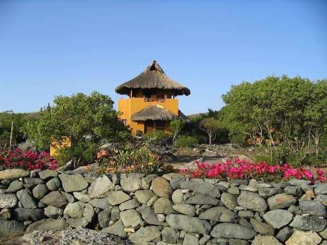 Punta el Corral: Perfect privacy - Troncones - Casa