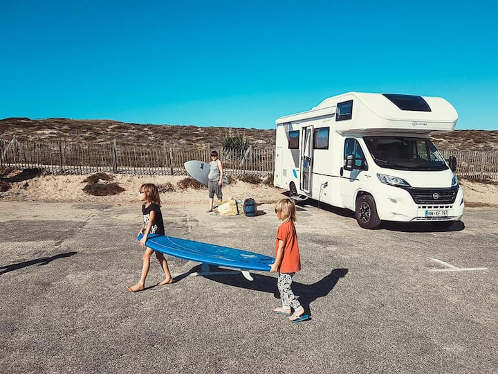 Lobagola campervan for XL adventures