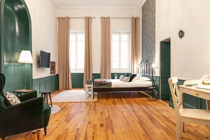 Suite Uccello avec services hôteliers