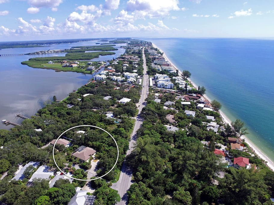 Top 100 Airbnb Rentals 2017 in Englewood, Florida