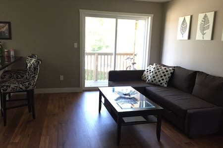 Cosy Sofa Bed In A New Apartment - Strathroy - 公寓