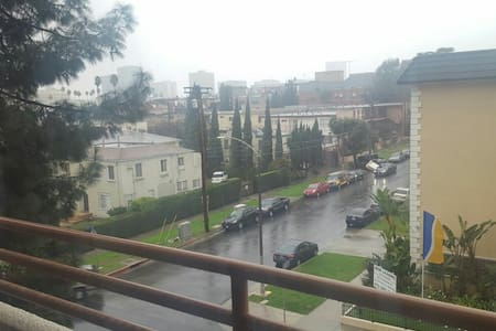 Cozy centrally located apartment - Los angles  - Apartment