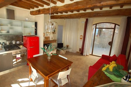 Peaceful oasis of silence - Monteguidi - Apartment