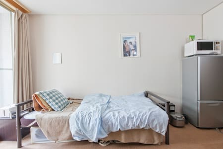 Simple room!! 3min by Shimokitazawa - Setagaya - Lejlighed