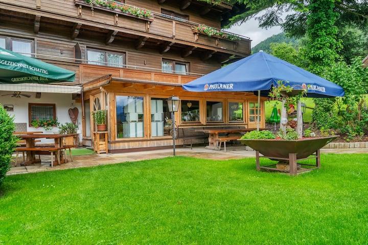 Attraktive Wohnung in Söll bei SkiWelt
