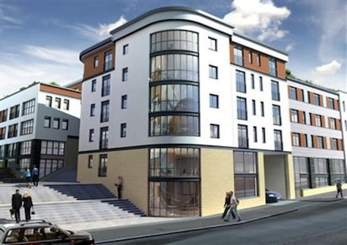 a Musical, city centre flat - Birmingham - Apartemen