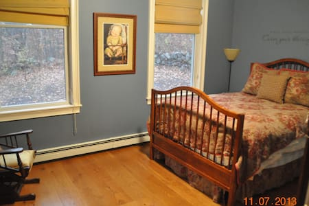 Bedroom suite with  full bath - Brookfield