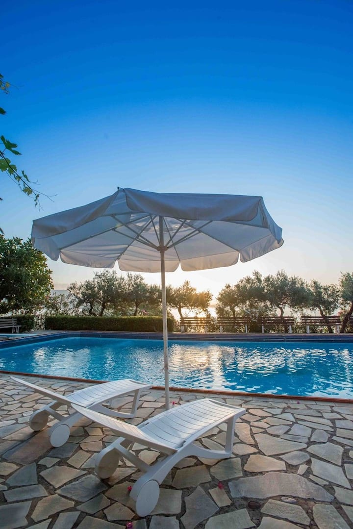 Special Offer  Double Room Sea View in Monemvasia