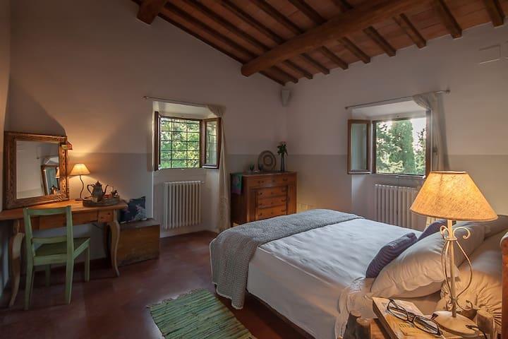 Charming DoubleRoom onFlorenceHills - Florence - Bed & Breakfast