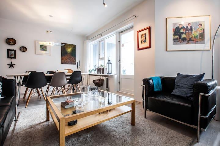 Obba's nice and cosy - Reikiavik - Apartamento