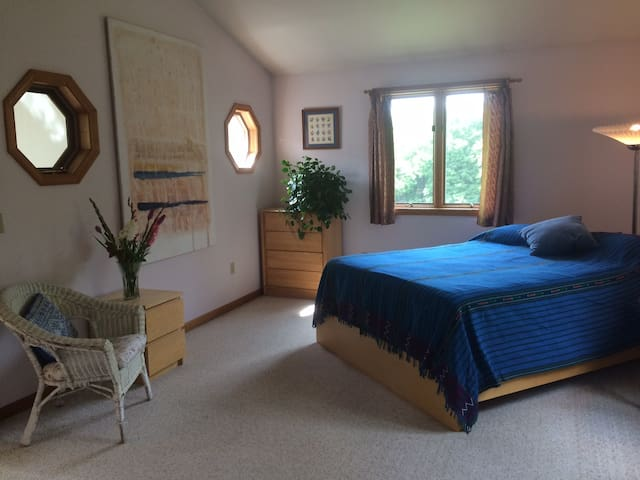 private suite and bathroom/full breakfast - Amherst - Bed & Breakfast