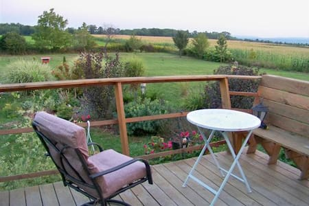 Private Suite Country Setting - Lansing - Hus