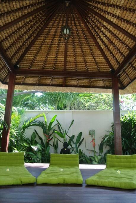Private two-bed villa in Sanur